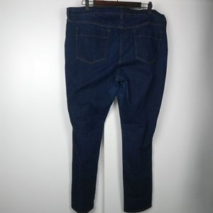 Old Navy Sweet Heart high rise jeans size 18